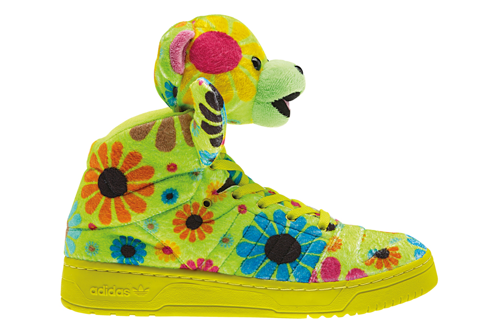 adidas Originals by Jeremy Scott 2012 Fall/Winter JS Bear