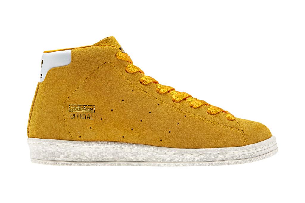 adidas Originals by David Beckham 2012 Fall/Winter Footwear