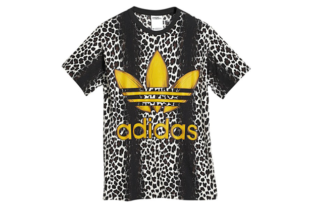 adidas Originals by Jeremy Scott 2012 Fall/Winter Apparel Collection