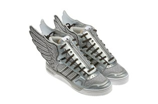 adidas Originals by Jeremy Scott 2012 Fall/Winter Footwear Collection