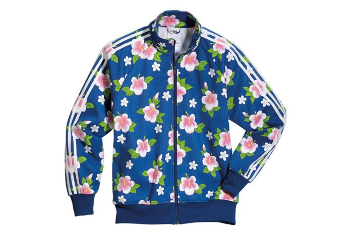 adidas Originals by Jeremy Scott Firebird Track Jacket