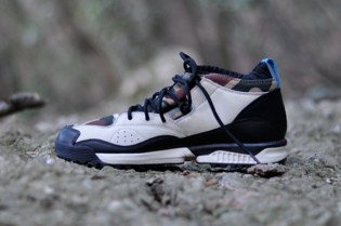 adidas Originals Torsion Camo C.U. Neoprene/Nubuck