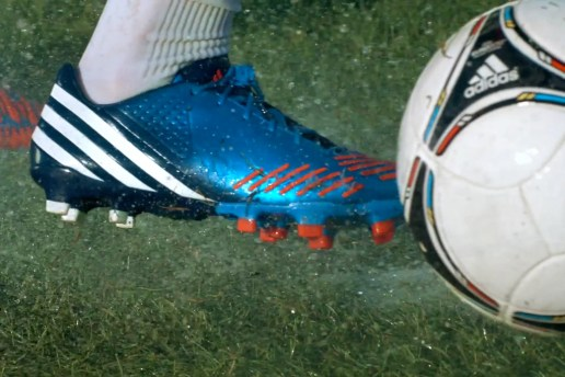 adidas Predator Lethal Zones Puts Xavi, Van Persie and Sandro Through Five Deadly Challenges