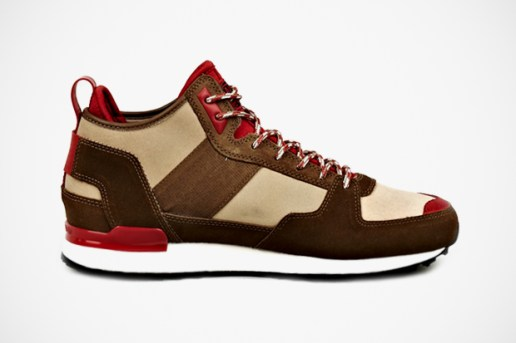 Ransom by adidas Originals 2012 Military Trail Runner Sneaker
