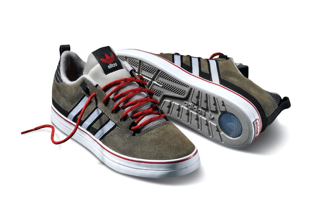 adidas Skateboarding 2012 Fall Silas II Pro