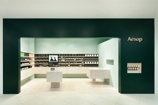 Aesop Japan Stores by Torafu Architects