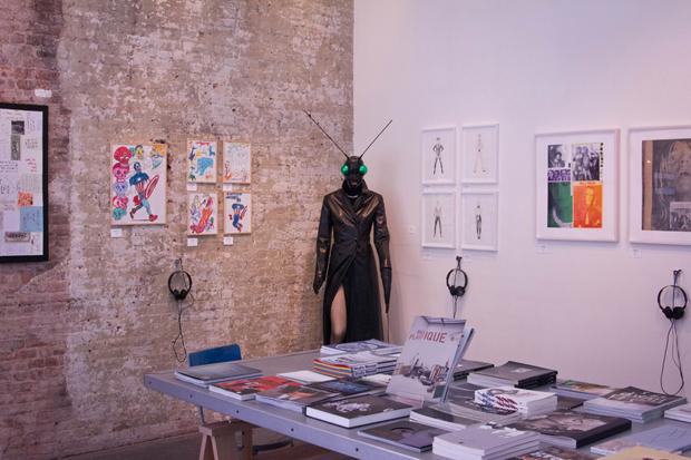 agnès b. Musique Plastique Exhibition Recap