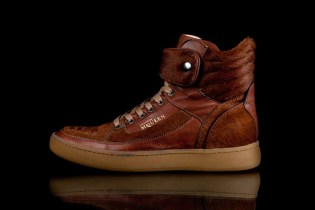 PUMA by Alexander McQueen 2012 Fall/Winter Joust Mid