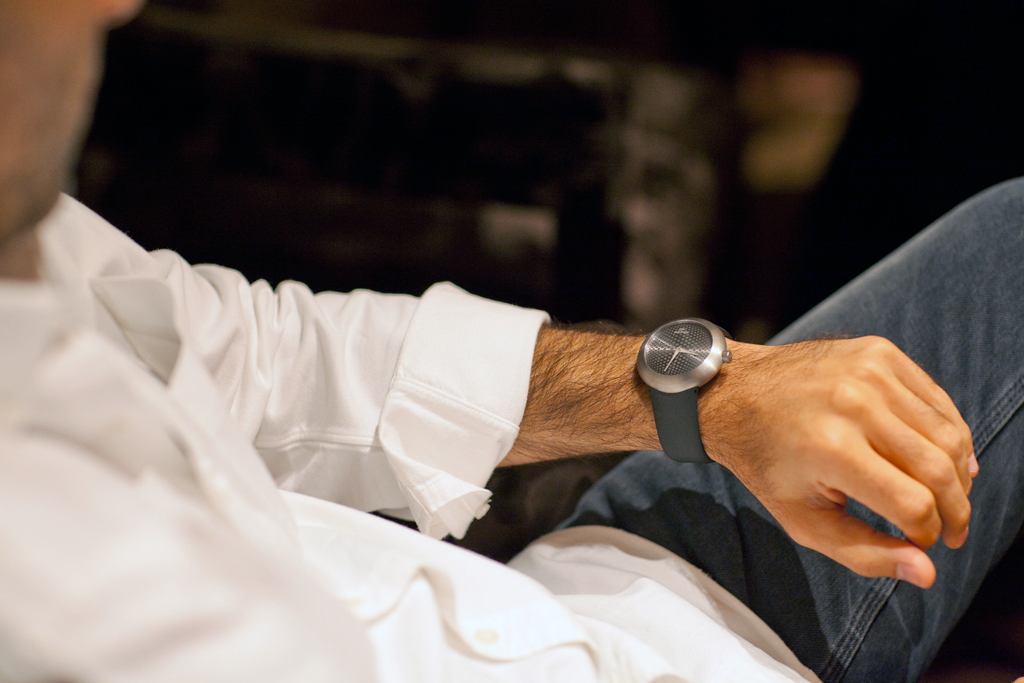 Marc Newson-Designed IKEPOD Continues Momentum With Art Colab Watches