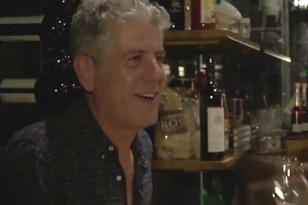Munchies: Anthony Bourdain's Guide to Eating and Drinking in NYC
