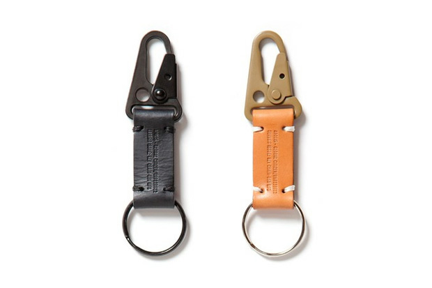Apolis Transit Issue Keychain