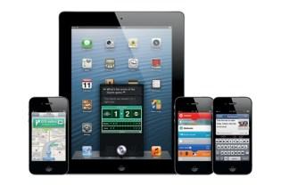 Apple Unveils iOS 6