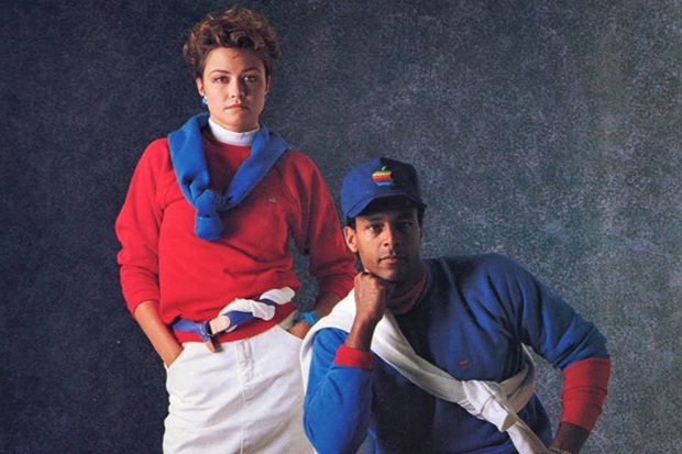 apples 1986 clothing collection