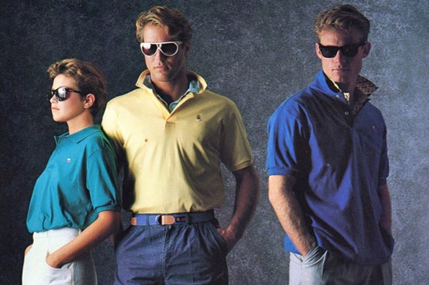 Apple's 1986 Clothing Collection