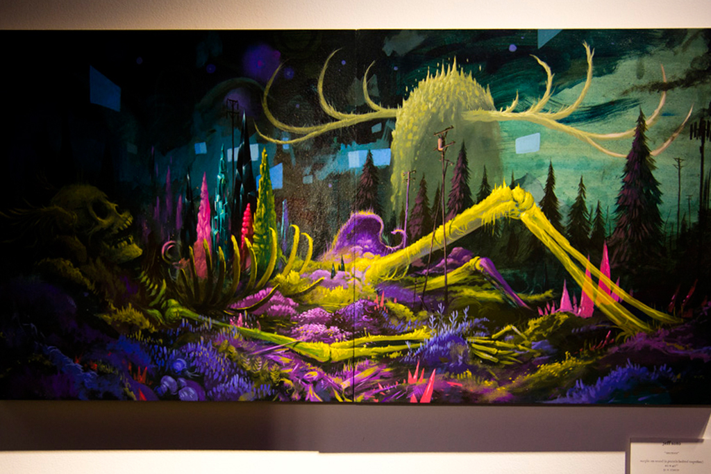 """Arrested Motion """"City of Fire"""" Exhibition @ Stephen Webster"""