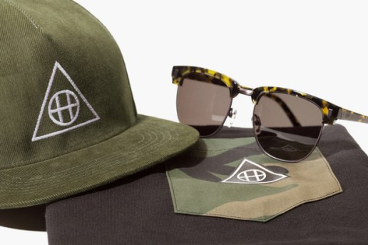 HUF x Ashbury 2012 Summer Capsule Collection