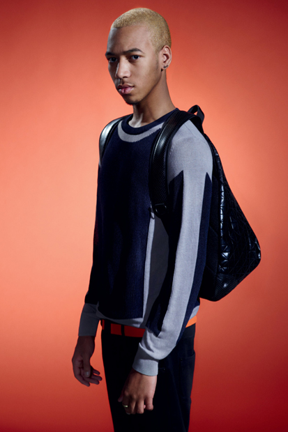 asos black x puma lookbook