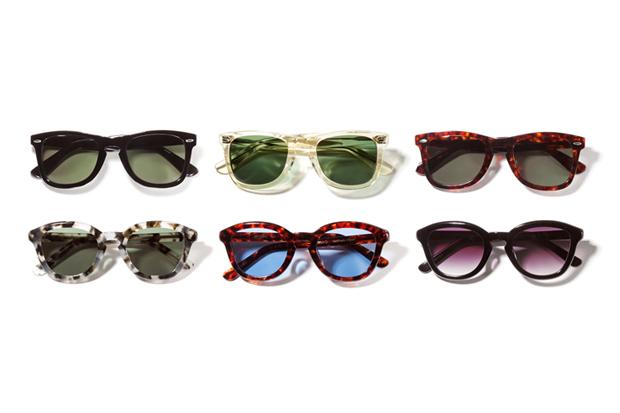 ayame 2012 Eyewear Collection