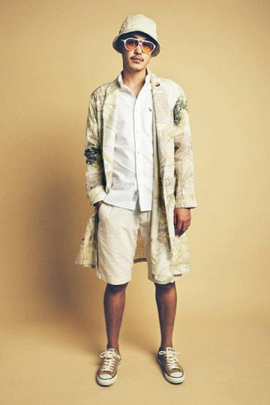 """Bal 2012 Spring/Summer """"Soft Summer"""" Lookbook"""