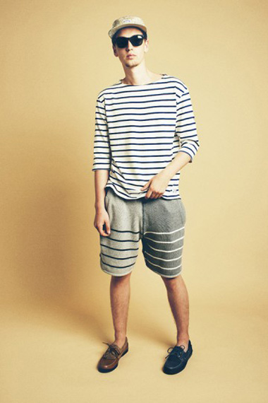 "Bal 2012 Spring/Summer ""Soft Summer"" Lookbook"
