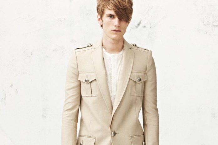 Balmain 2013 Spring/Summer Collection