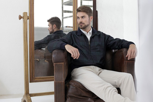 Baracuta 2013 Spring/Summer Blue Label Collection Preview