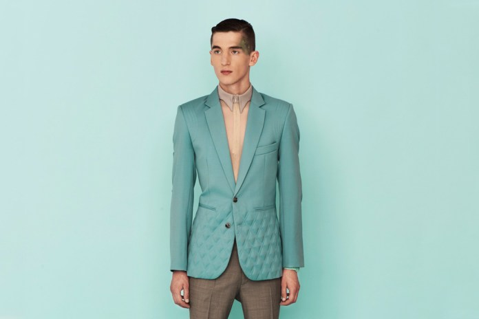Bartosz Malewicz 2012 Fall/Winter Lookbook
