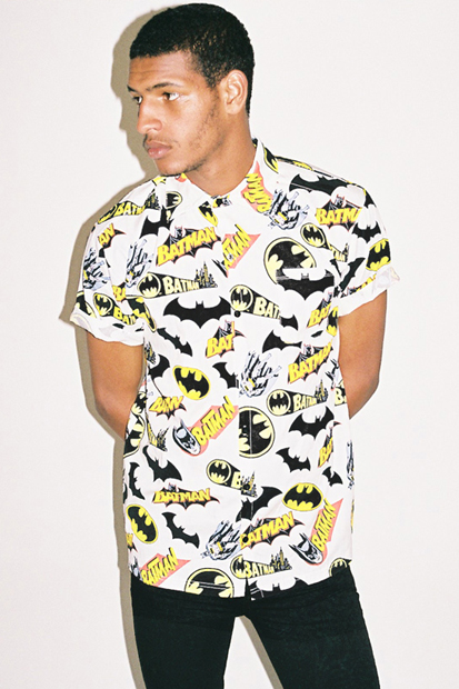 batman x lazy oaf 2012 spring summer collection