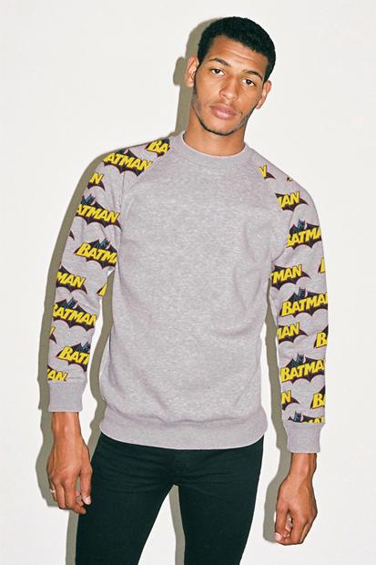 Batman x Lazy Oaf 2012 Spring/Summer Collection