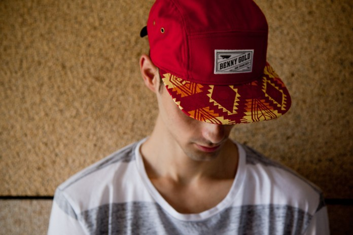 Benny Gold The Native Red 5-Panel Cap