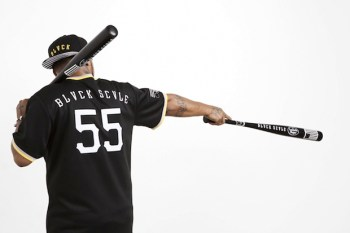 Black Scale 2012 Summer Baseball Jersey Collection