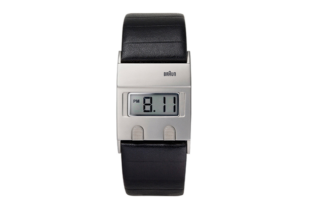 Braun Reissues Dieter Rams Designed DW30 Watch