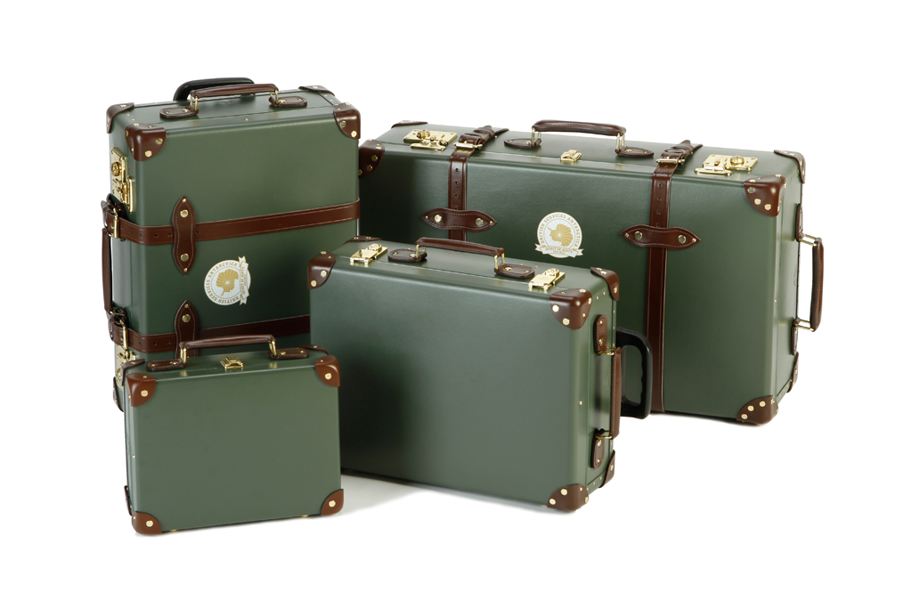 British Services Antarctic Expedition x Globe-Trotter 2012 Capsule Collection