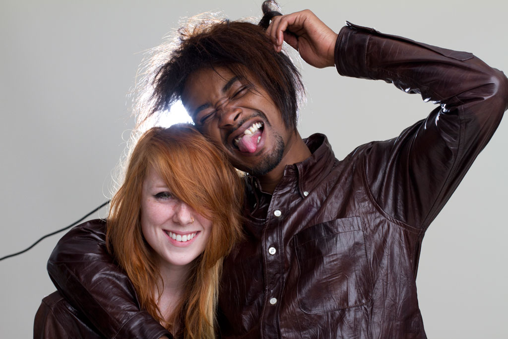 behind the scenes with danny brown amp kitty pryde for mark mcnairy 2013 spring summer lookbook