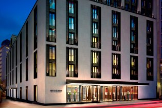 Bulgari Sets Its Sights On London with New Hotel