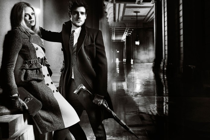 Burberry 2012 Fall/Winter Ad Campaign