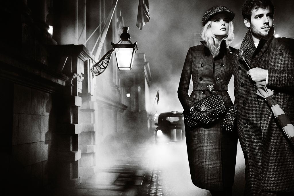 Burberry 2012 Fall/Winter Ad Campaign