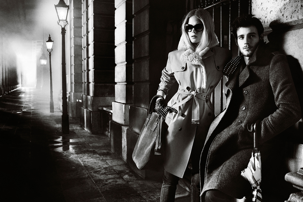 burberry 2012 fall winter ad campaign
