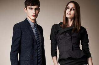 Burberry Prorsum 2013 Resort Collection