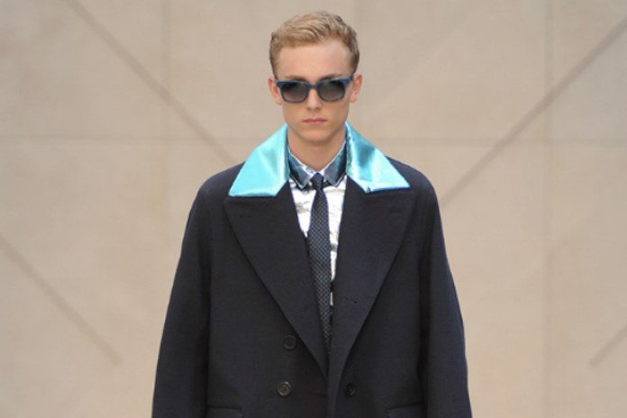 Burberry Prorsum 2013 Spring/Summer Collection