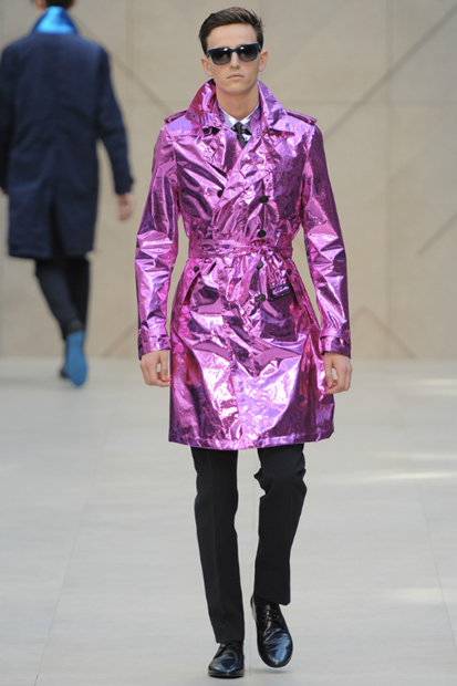 burberry prorsum 2013 springsummer collection