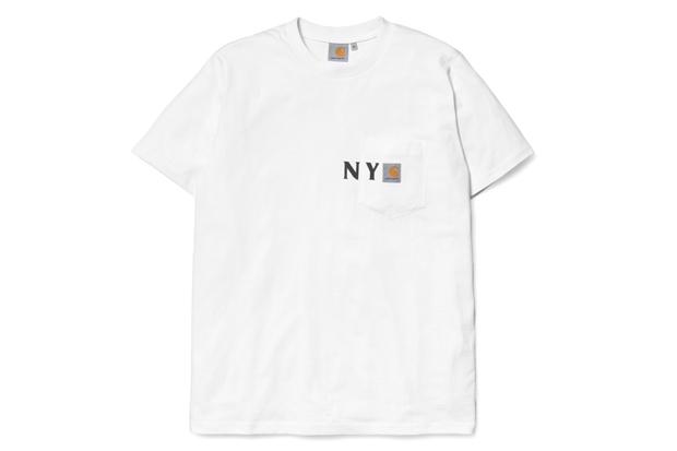 Carhartt WIP 2012 NYC Pocket T-Shirt
