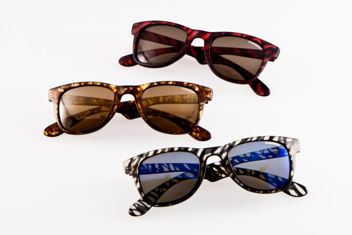 Carrera 2012 Spring/Summer 6000 Series Sunglasses
