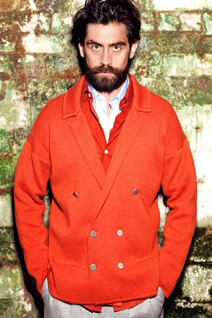 Casely-Hayford 2012 Fall/Winter Collection Lookbook