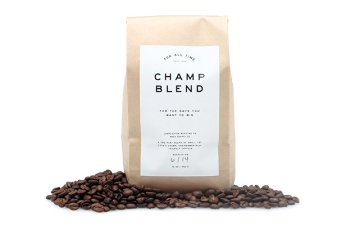 For All Time Champ Blend Coffee