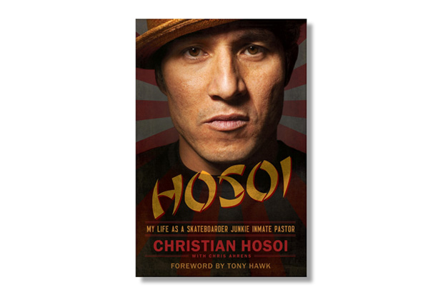 Christian Hosoi 'HOSOI: My Life as a Skateboarder Junkie Inmate Pastor' Book