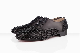 Christian Louboutin 2012 Freddy Man Flat in Black