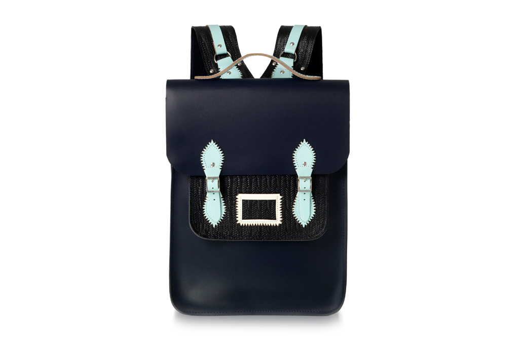 christopher shannon x cambridge satchel company collection