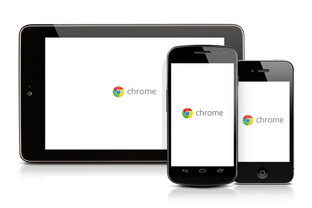 chrome now available for mobile devices