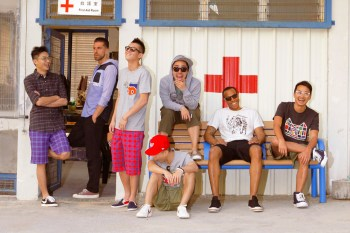 "CLOT 2012 Spring/Summer ""Refinery"" Collection ""SUMMER Chic"" Lookbook"